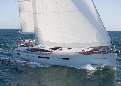 Jeanneau 58 -005
