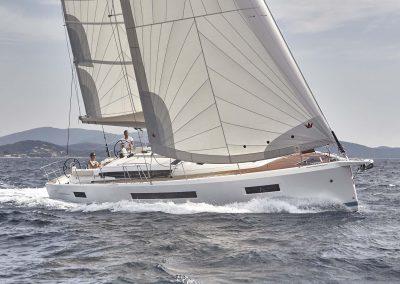 Sun Odyssey 490 -056